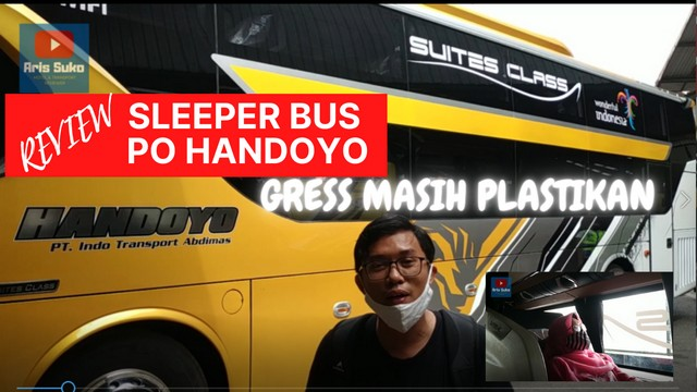Sleeper Bus Handoyo