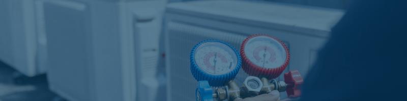 instalação de substituição de ar condicionado