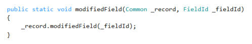 modifiedField in FormDataUtils