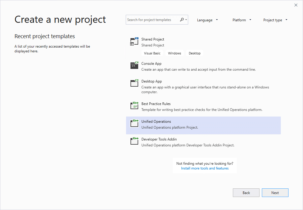 Update to Visual Studio 2019 for #MSDyn365FO 19