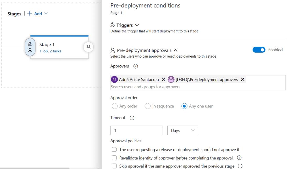 MSDyn365 & Azure DevOps ALM 22