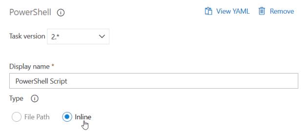 Llama a la API de Movimiento de DB de LCS en tu pipeline de Azure DevOps 2
