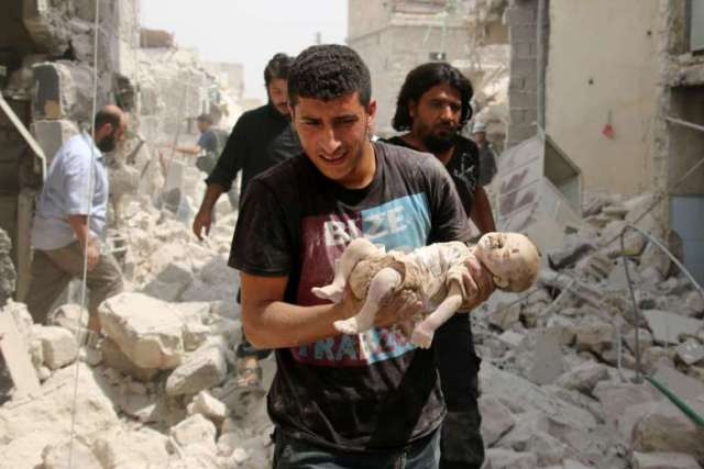 bombing of syria by usa