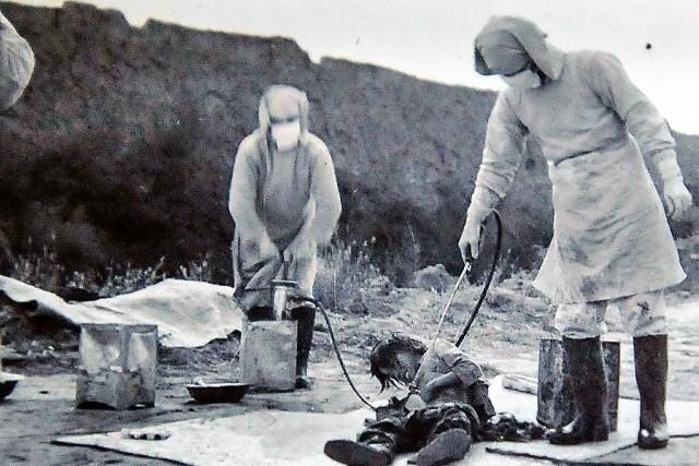 bio warfare experiments usa