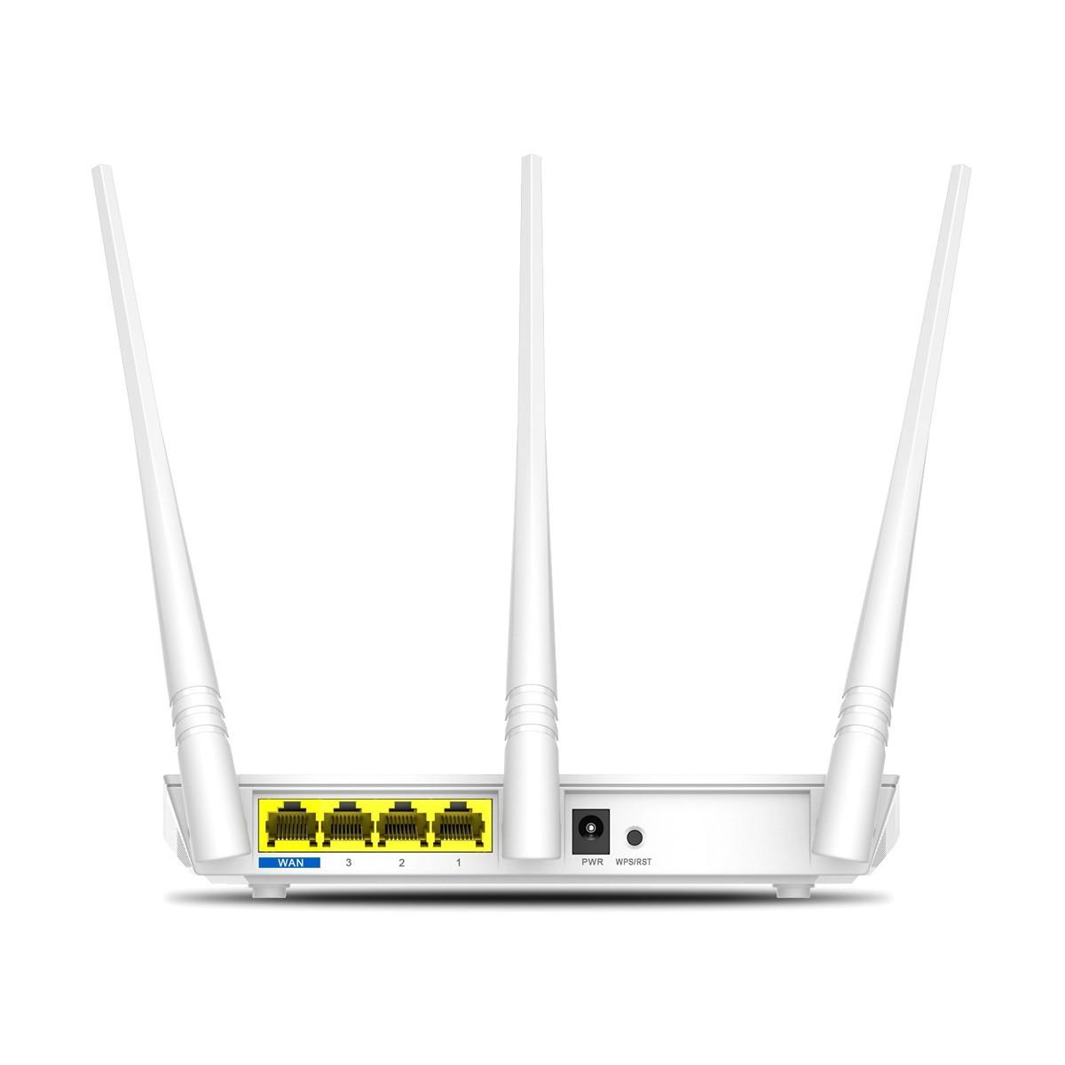 Tenda F3 300mbps Wireless N Router 3xantenna