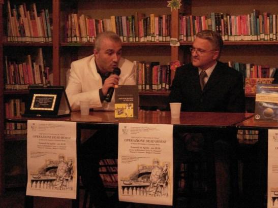 Giuseppe Bono e Marco Di Giaimo
