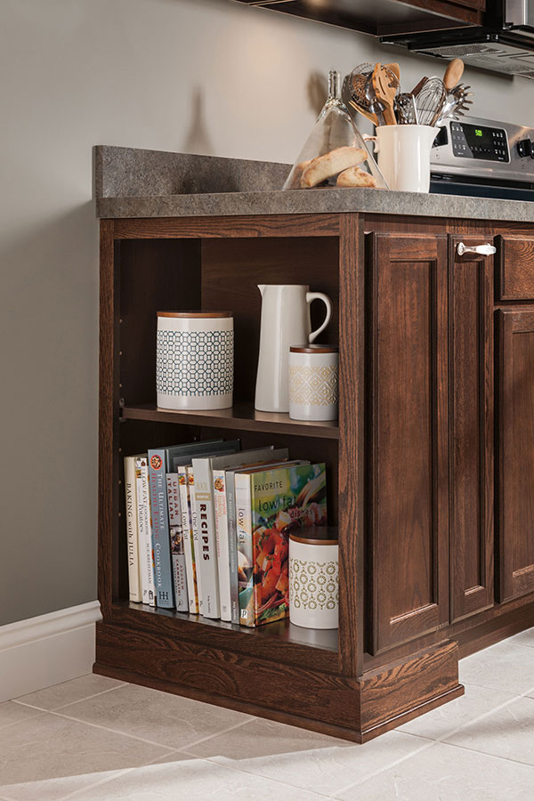 Kitchen Cabinet Hardware 2.5 Inch Cabinet Organization Products - Aristokraft Cabinetry