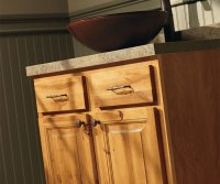 Autumn Rustic Birch Cabinet Finish - Aristokraft Cabinetry