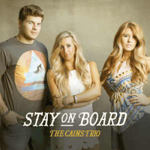 Stay On Board Album Artwork