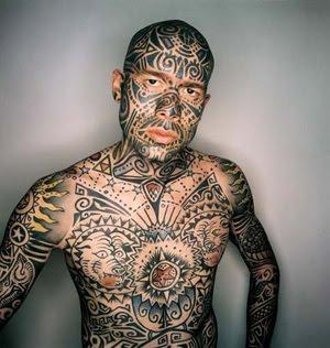 Crazy Tattoo Ideas For Men
