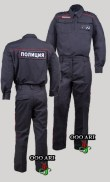 Форменная одежда сотрудников ППС летняя зимняя