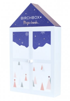 birchbox advent calendar