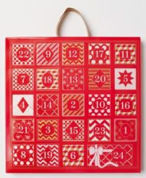 h and m advent calendar