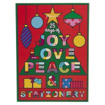advent calendar stationary paperchase