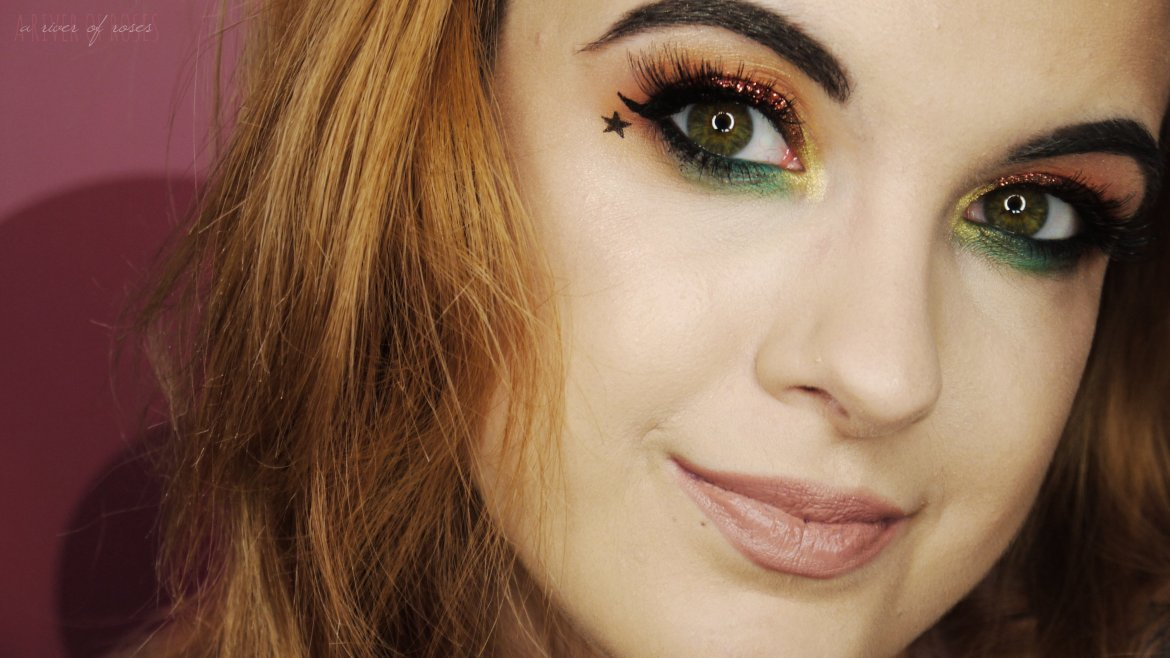 Pop of Green – Makeup Tutorial