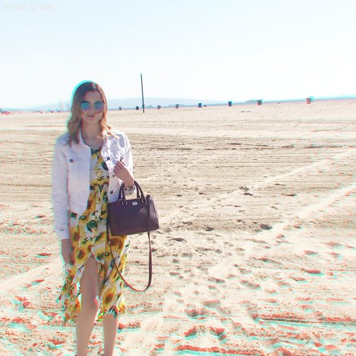 santa monica beach santamonica baywatch sunflower asos marc jacobs sand ariverofroses a river of roses