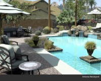 Arizona Backyard Landscaping Ideas | Mystical Designs and Tags