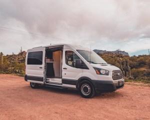 Arizona-camper-Van