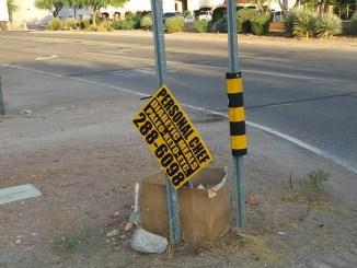pima county signage