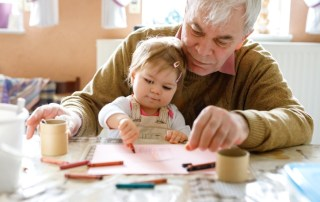 The Health Benefits of Being a Grandparent