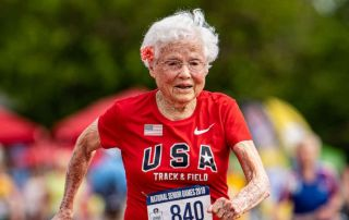 Winning Gold Medals at 103 Years Old