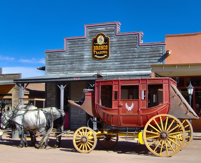Tombstone Arizona Trading Post
