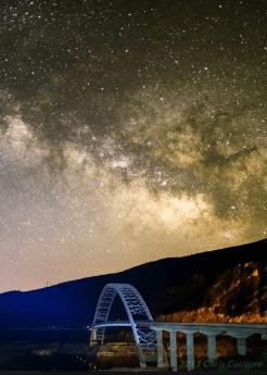 Chris Couture | Roosevelt Lake Bridge