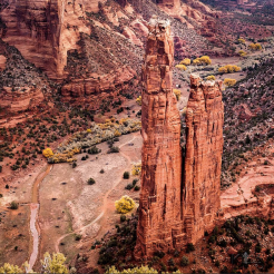 Sandy Klewicki | Spider Rock