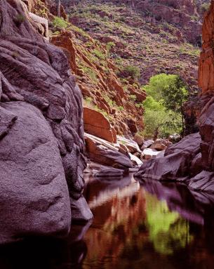 Richard Webb | Hidden Canyon