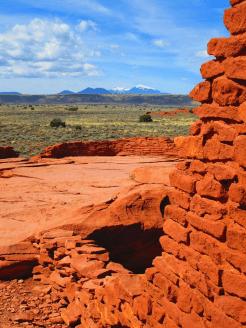 Diana Olson Lordan   Wupatki National Monument