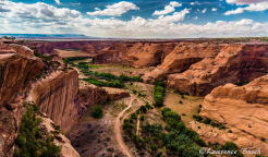 Lawrence Busch   Canyon de Chelly National Monument
