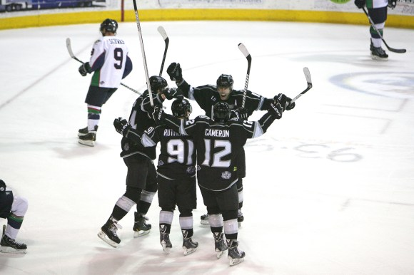 Arizona Sundogs goal