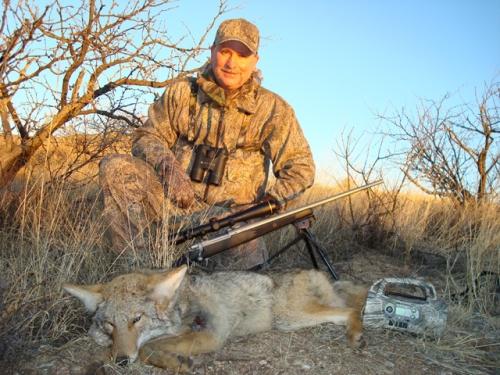 Arizona Guided Predator Hunting