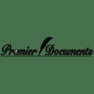 Premier Documents