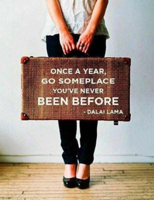 Wellness Travel Journal