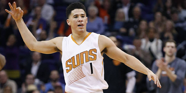 Kentucky Fall Wallpaper 2017 Suns Rookie Devin Booker To Play In Rising Stars Challenge