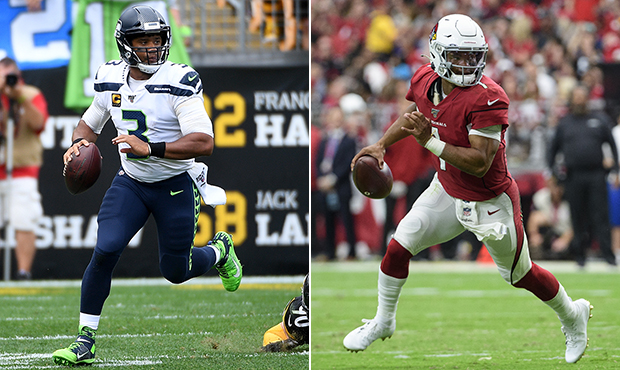 Seahawks QB Russell Wilson opened door for Cardinals' Kyler Murray
