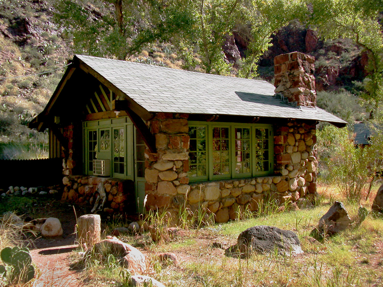 Rent a Forest Service Cabin in Arizona  Arizona Tourism
