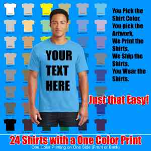 Screen Printing Arizona