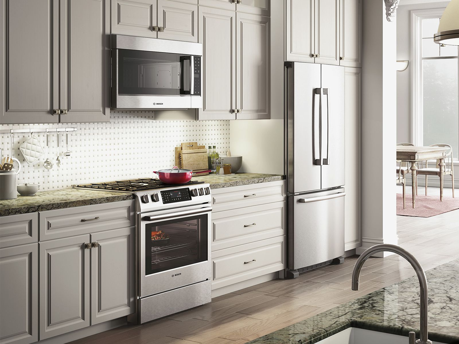 bosch kitchen appliances renovation los angeles arizona wholesale supply surprisingly simple solutions