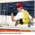 Instructor Rob Gibbs
