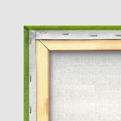 Tableau oriental tapis-détail