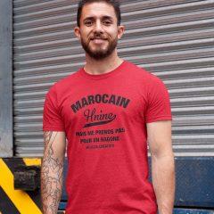 T-shirt maroc hnine