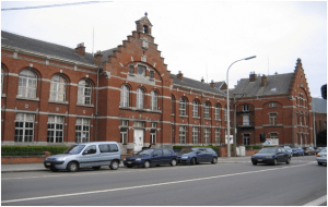 Rue de Mons 87  Athne Royal Jules Bordet