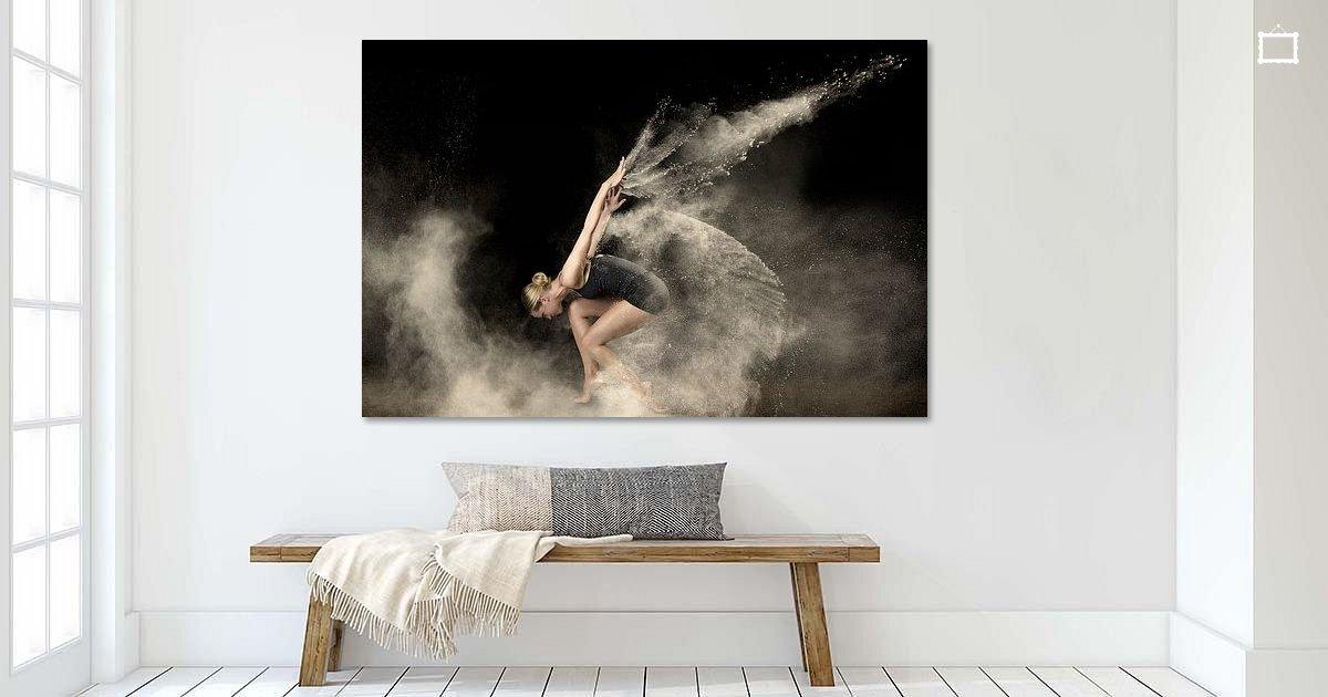 Dance with Flour