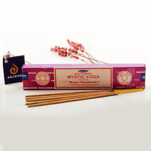 Satya Mystic Yoga Çubuk Tütsü