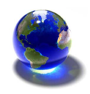 translucent earth
