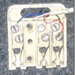 Australian 610 Phone Socket Wiring Diagram Ceiling Fan With Light Installing A Telephone Connector | Arjuna's Space