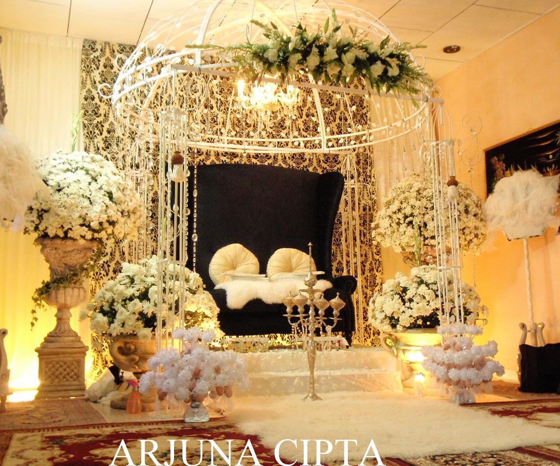 In house wedding decoration  ARJUNA CIPTA