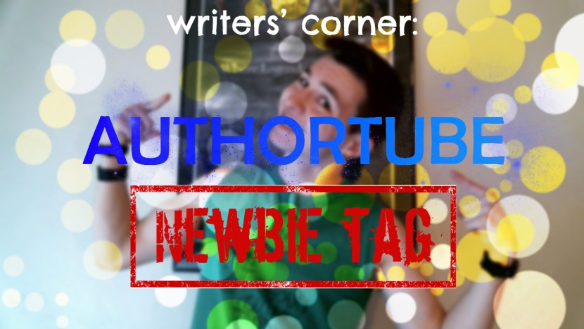 authortube newbie tag